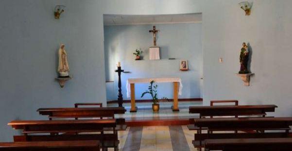 altar capela